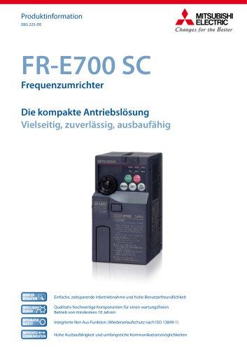 Frequenzumrichter - FR-E700