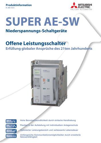 Offener Leistungsschalter - (ACB) AE-SW