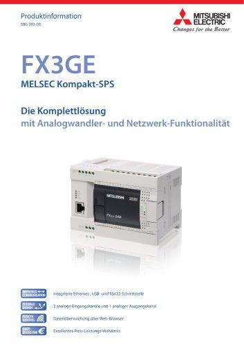 Programmierbare Steuerung - MELSEC FX