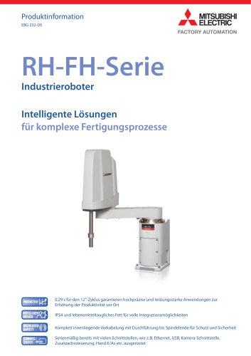SCARA-Roboter - RH Serie