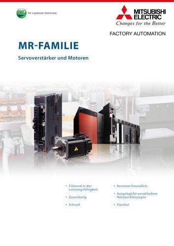 Servoverstärkersoftware-MR Configurator2