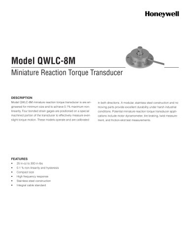 Model QWLC-8M