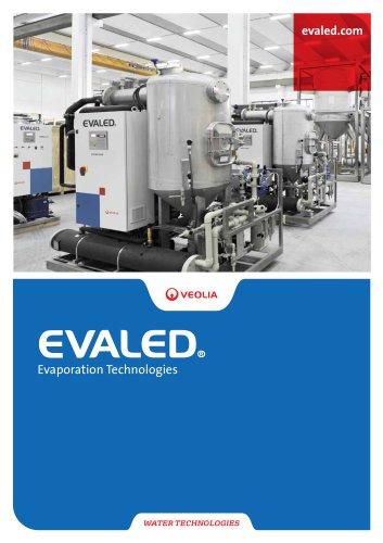 EVALED® Evaporators - General Brochure