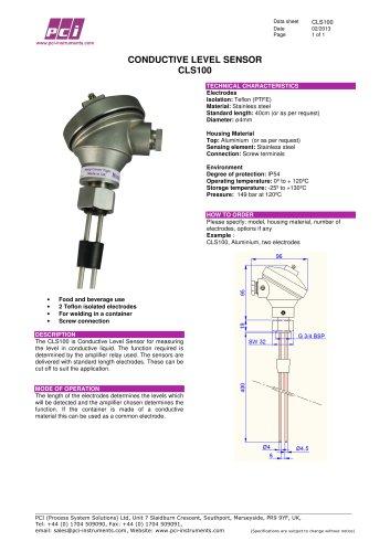 Conductive Level Sensor CLS100