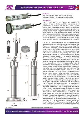HLP250C / HLP250S