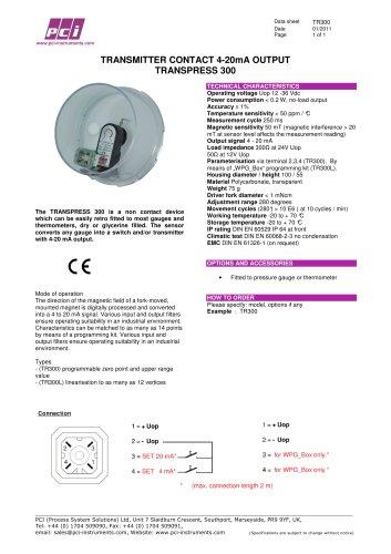 Transpress 300 TR300