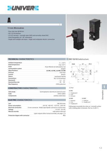 A_15 mm Microvalves