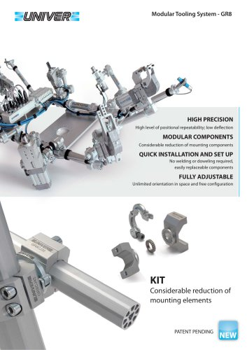 Modular Tooling System - GR8