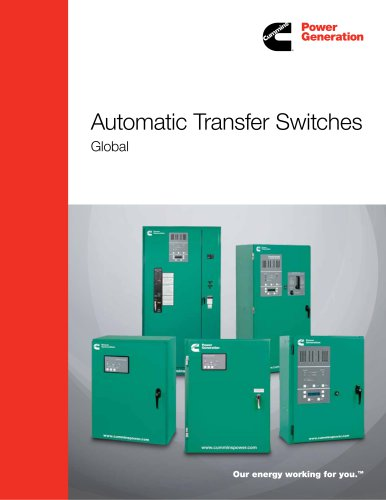 Automatic Transfer Switches Global