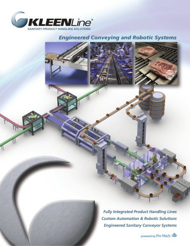 Engineered Conveying and Robotic Systems