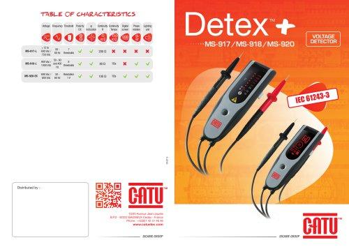DETEXTM+ MS-917, MS-918