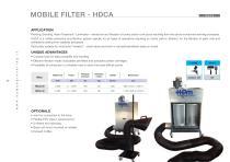 Mobile filter HDCA