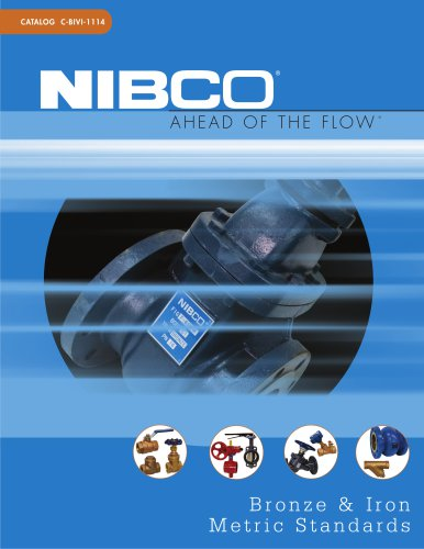 INTERNATIONAL ONLY - Bronze and Iron Metric Standards Catalog
