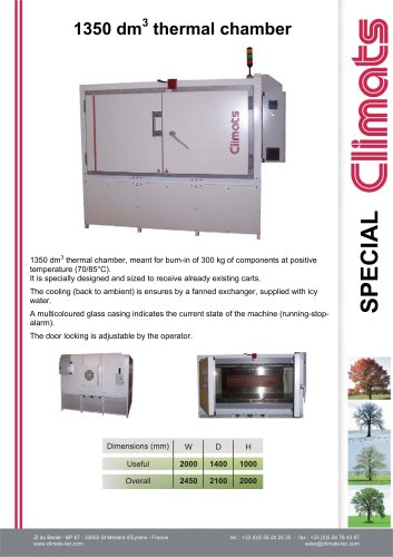 Thermal Chamber
