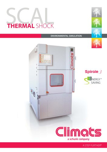 THERMAL SHOCK SCAL SERIE