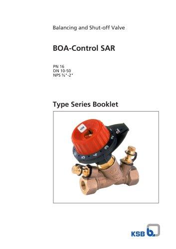 BOA-Control SAR