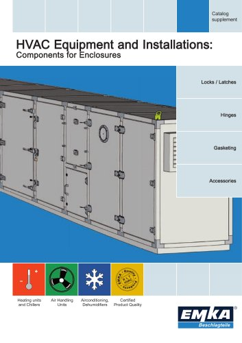 Components for Enclosures