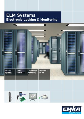 Electronic Locking & Monitoring