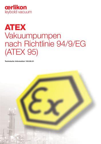 ATEX Vakuumpumpen