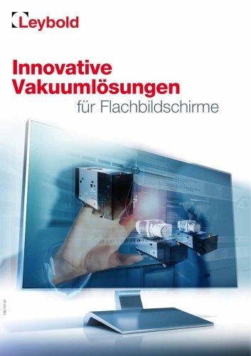 Innovative Vakuumlösungen Für Flachbildshirme