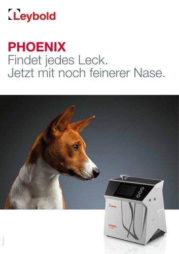 PHOENIX 4 Lecksucher