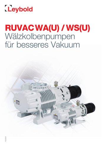 RUVAC WA(U) / WS(U)