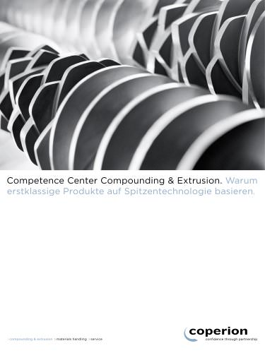 Compounding & Extrusion