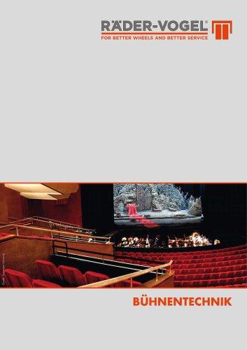 Bühnentechnik-Broschüre