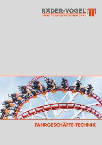 Fahrgeschäftetechnik-Broschüre