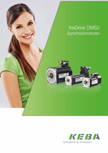 KeDrive DMS2 Motoren (Synchronmotoren)