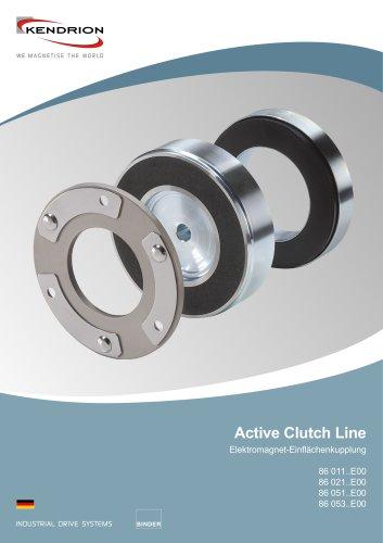 active clutch line