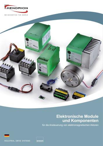 Elektronische Module und Komponenten