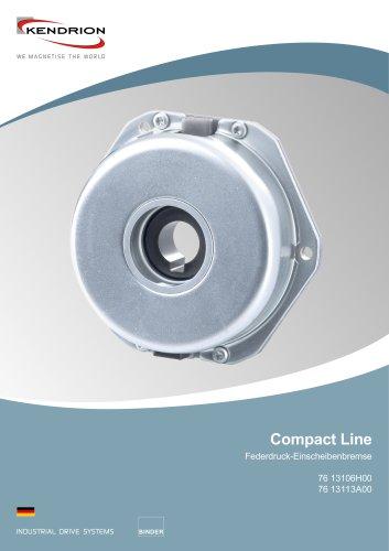 Federdruckbremse - Compact Line