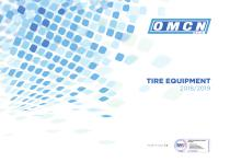 Catalogue Tire Equipment