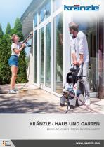 KRÄNZLE - HAUS UND GARTEN - 1