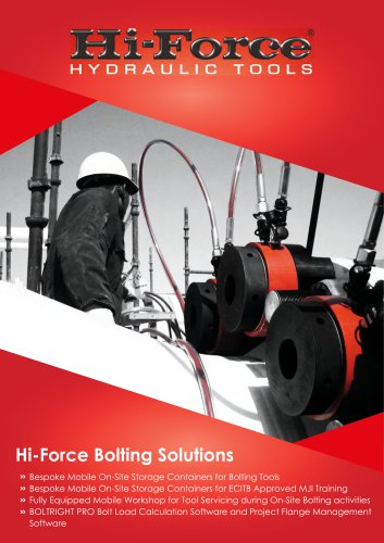 Hi-Force Bolting Solutions
