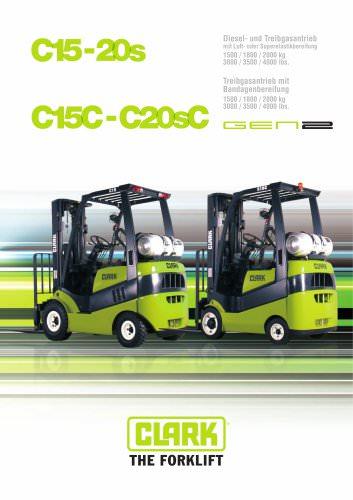 C 15/18/20s(C) GEN2 Series