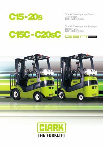 C15C/18C/20Cs GEN2 Série