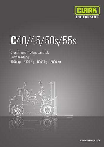 Datenblatt CLARK-C40-55s