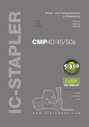 Datenblatt CLARK-CMP40-50s