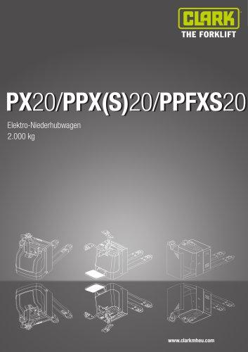Datenblatt PX20/PPXS20/PPFXS20