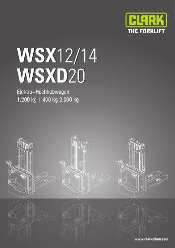 Datenblatt WSX12/14 WSXD20