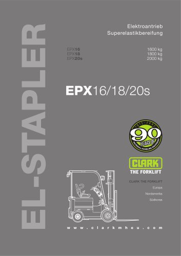 EPX 16/18/20s