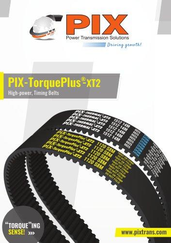 PIX-TorquePlus®-XT2 (High Power Belts)