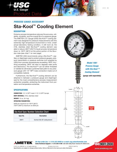 Sta-Kool-Cooling-Element