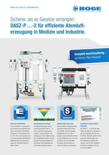 Atemluftsystem DASZ-P