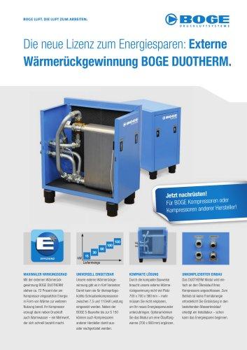 BOGE - Duotherm