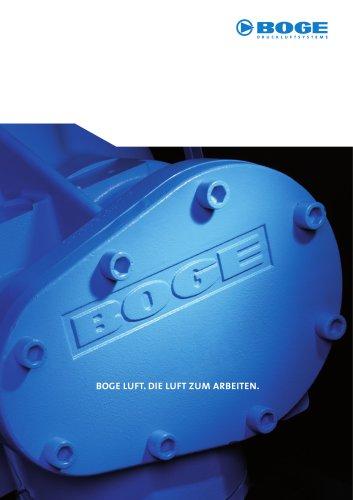 BOGE - Das Unternehmen