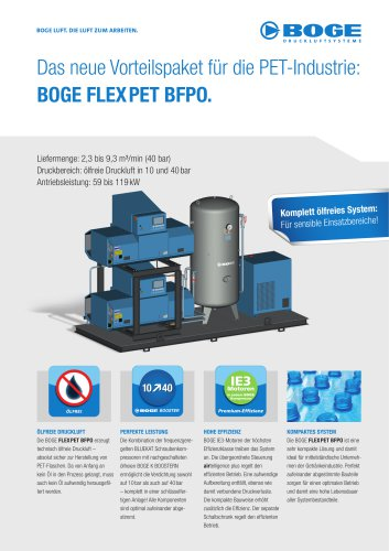 FLEXPET BFPO