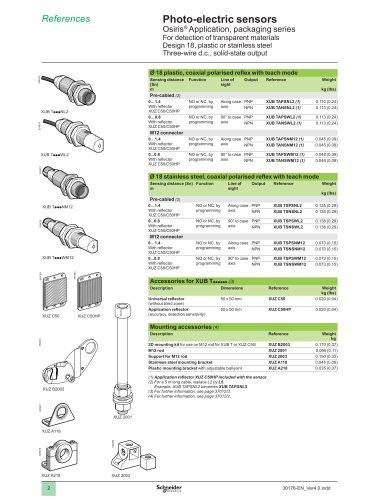 Osiconcept Photoelectric Sensor